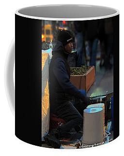 Magic In Love Park Coffee Mug