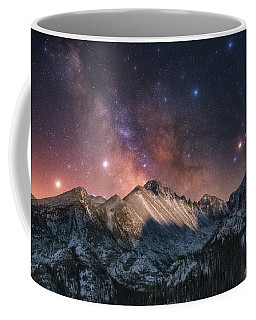 Coffee Mug featuring the photograph Magic In The Mountains by Darren White