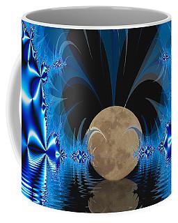 Magic Moon Coffee Mug by Geraldine DeBoer