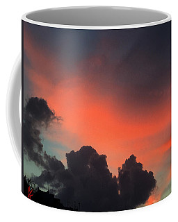 Late Day On Paros Island  Coffee Mug