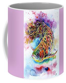 Magic Of Arowana Coffee Mug