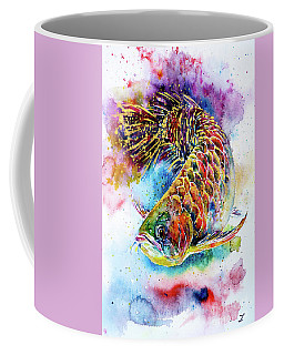 Magic Of Arowana Coffee Mug
