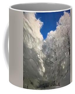 Magic Winter Coffee Mug by Colette V Hera Guggenheim
