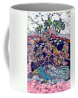 Magical Birds Coffee Mug