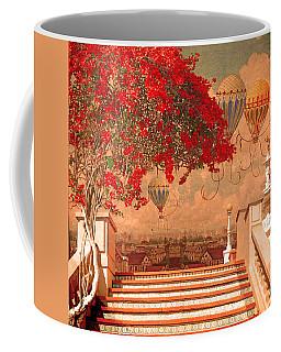 Coffee Mug featuring the photograph Magical Kindom by Jeff Burgess