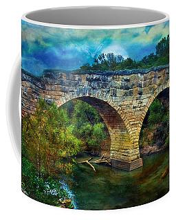 Magical Middle Of Nowhere Bridge Coffee Mug
