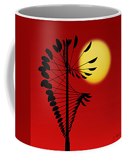 Magical Mobile And Sun Coffee Mug