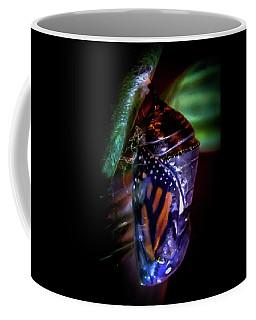 Magical Monarch Coffee Mug by Karen Wiles
