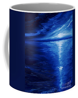Magical Moonlight Coffee Mug by James Christopher Hill