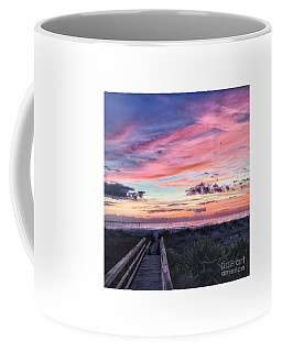 Coffee Mug featuring the photograph Magical Morning by LeeAnn Kendall