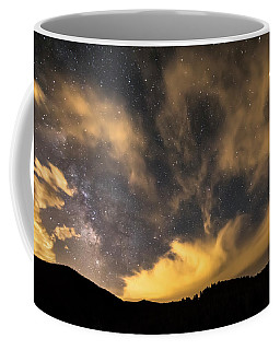Coffee Mug featuring the photograph Magical Night by James BO Insogna