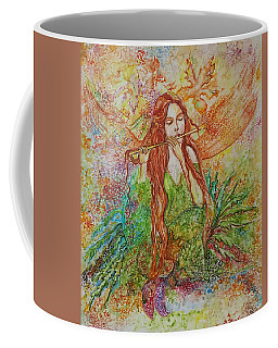 Magical Song Of Autumn Coffee Mug by Rita Fetisov