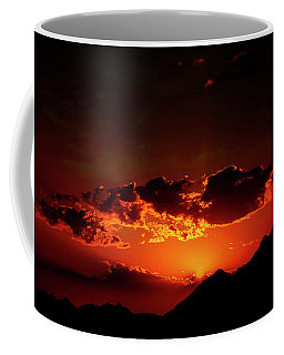 Magical Sunset In Africa 2 Coffee Mug