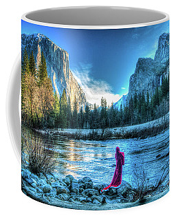 Magical Winter In Yosemite Coffee Mug