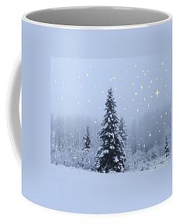 Magical Winterscape Coffee Mug