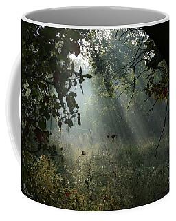 Magical Woodland Lighting Coffee Mug