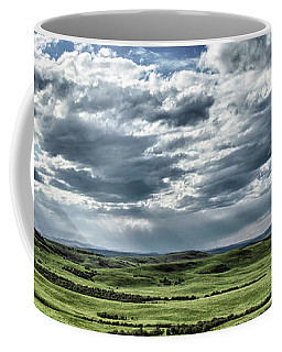 Magnetic View Coffee Mug