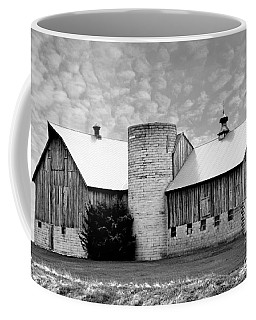Magnificent Barn In The Sky Coffee Mug