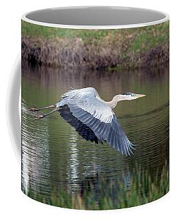 Magnificent Blue Coffee Mug