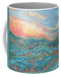 Magnificent Sunset Coffee Mug by Holly Carmichael