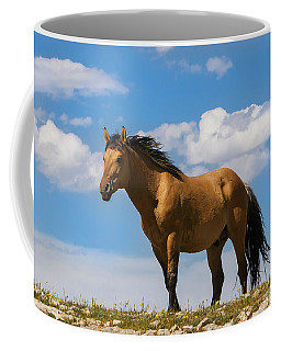 Magnificent Wild Horse Coffee Mug