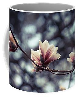 Magnolia Blossom 2 Coffee Mug by Lilia D