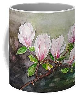 Magnolia Blossom - Painting Coffee Mug