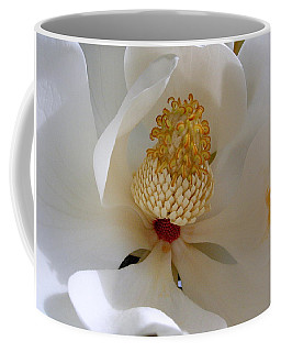 Magnolia Happiness Coffee Mug