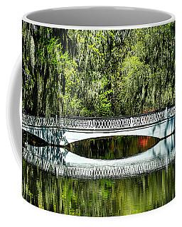 Magnolia Plantation Bridge - Charleston Sc Coffee Mug