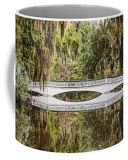 Magnolia Plantation Gardens Bridge Coffee Mug