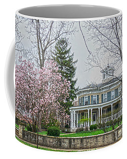 Magnolia Time Coffee Mug