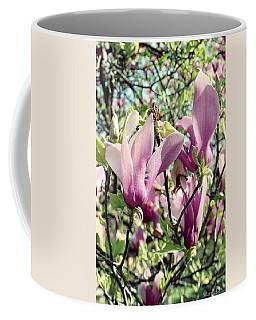 Magnolia Time Coffee Mug by Marija Djedovic