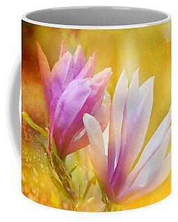 Magnolias Coffee Mug by Elaine Manley