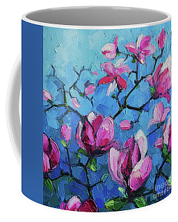 Magnolias For Ever Coffee Mug