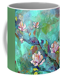 Magnolia Coffee Mugs