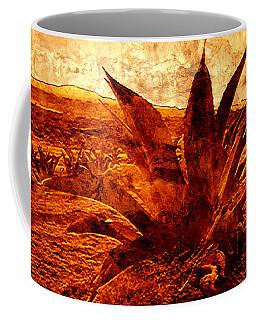 G O L D E N   .  A G A V E Coffee Mug