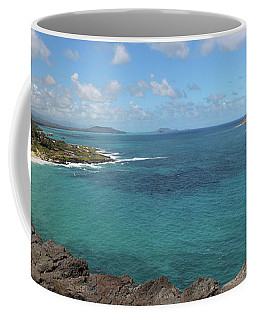Mahapuu Lookout 2 Coffee Mug