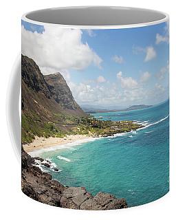 Mahapuu Lookout Coffee Mug