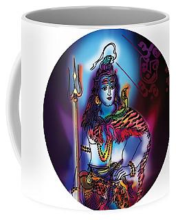 Maheshvara Shiva Coffee Mug