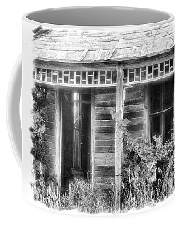 Coffee Mug featuring the photograph Maiden History 2 by Susan Kinney