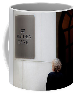 Maiden Coffee Mug