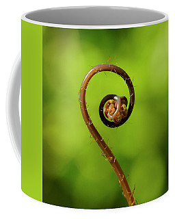 Maidenhair Frond Coffee Mug