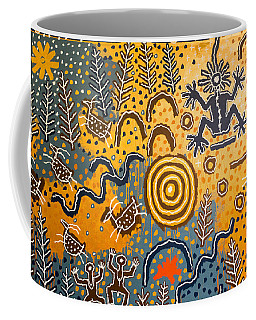Maidu Creation Story Coffee Mug