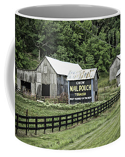 Mail Pouch Tobacco Barn Coffee Mug