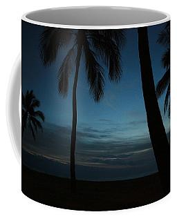 Ma'ili Beach After Sunset Coffee Mug