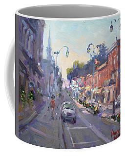 Main St Georgetown Downtown  Coffee Mug