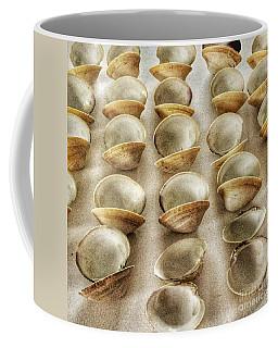 Maine Clam Shells Coffee Mug