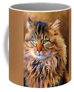 Maine Coon Cat Coffee Mug