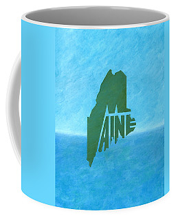 Maine Wordplay Coffee Mug