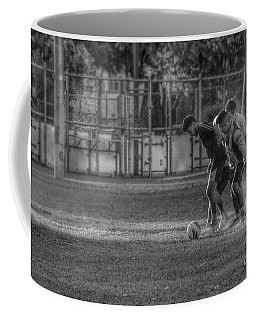 Maintaining Control Coffee Mug
